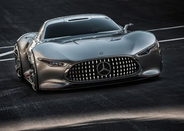 2013 Mercedes Benz Vision Gran Turismo Photo 600x428 2013 Mercedes Benz Vision Gran Turismo Full Reviews with Images