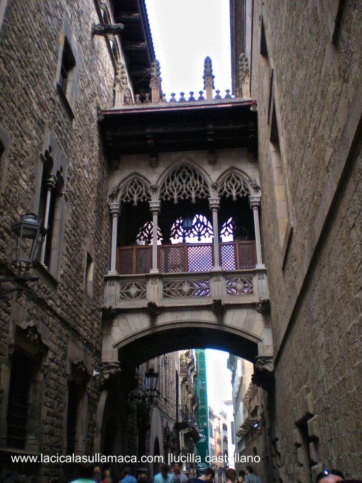 Cosa vedere a Barcellona_Calle Obispo
