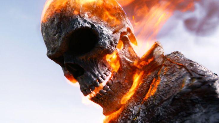Ghost Rider 2 Trailer 2012 - Spirit of Vengeance Movie Trailer 2 - Offic...
