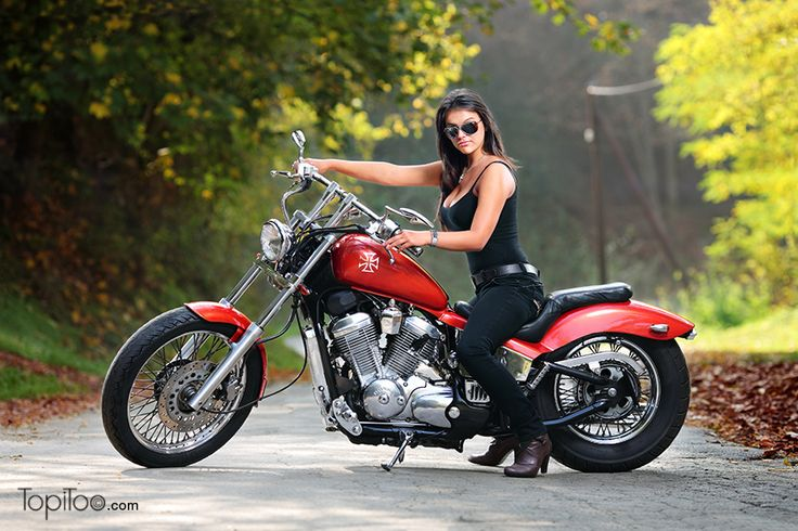 117 best motorcycle poses for photos images on Pinterest ...