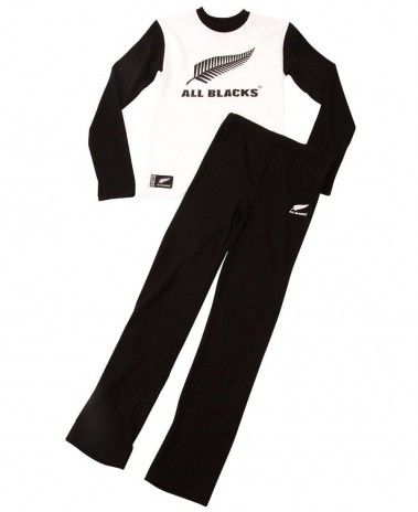New Zealand All Blacks Kids Pyjamas | Sportbaby