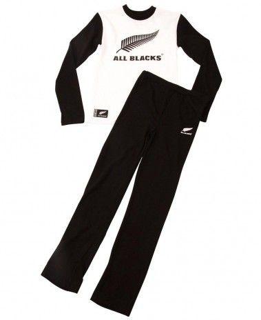 New Zealand All Blacks Kids Pyjamas | Sportbaby