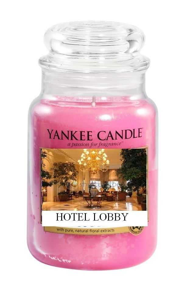 Weird yankee candle scents