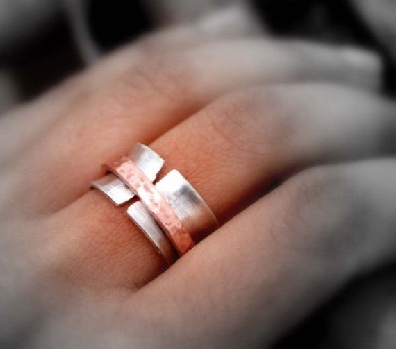 Corset Spinner Ring -would love to make this #jewellery