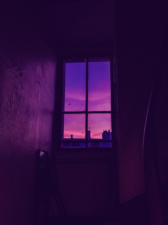 By Thibuch On Reddit Sky Aesthetic Purple Aesthetic Violet Aesthetic