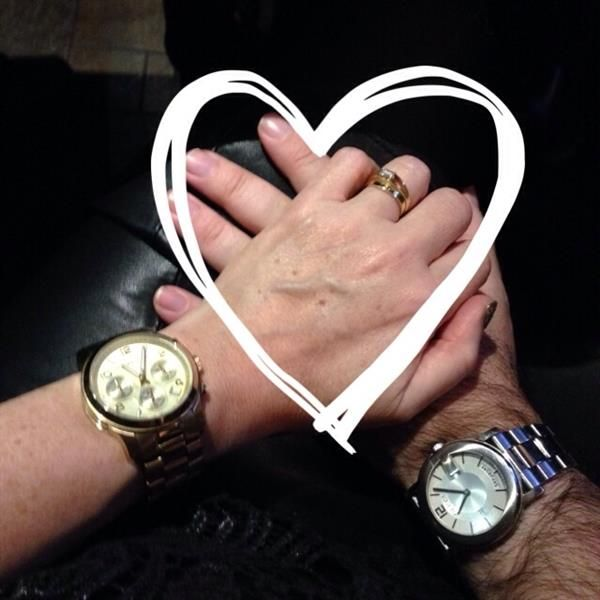 31 years together and still madly in love ❤️ by Linda