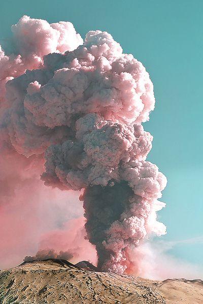 #volcanic #eruption #volcano