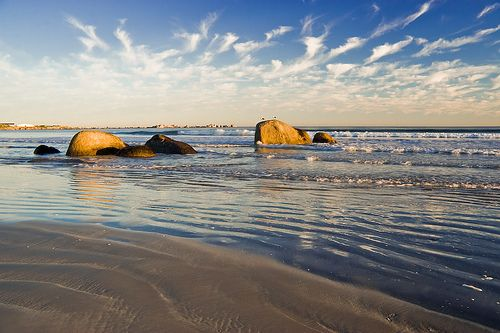 Beach in Paternoster...South Africa