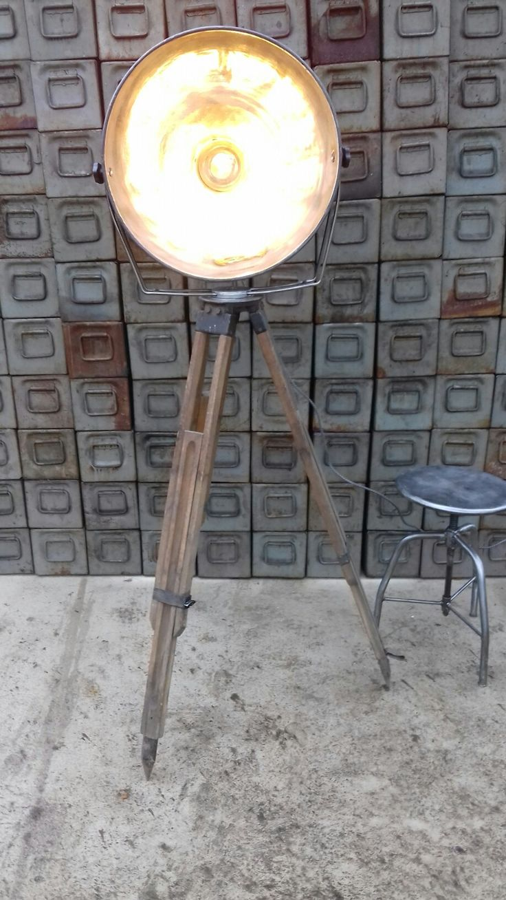 lamp sg floor tripod mid to adjustable gold p century in lamps h