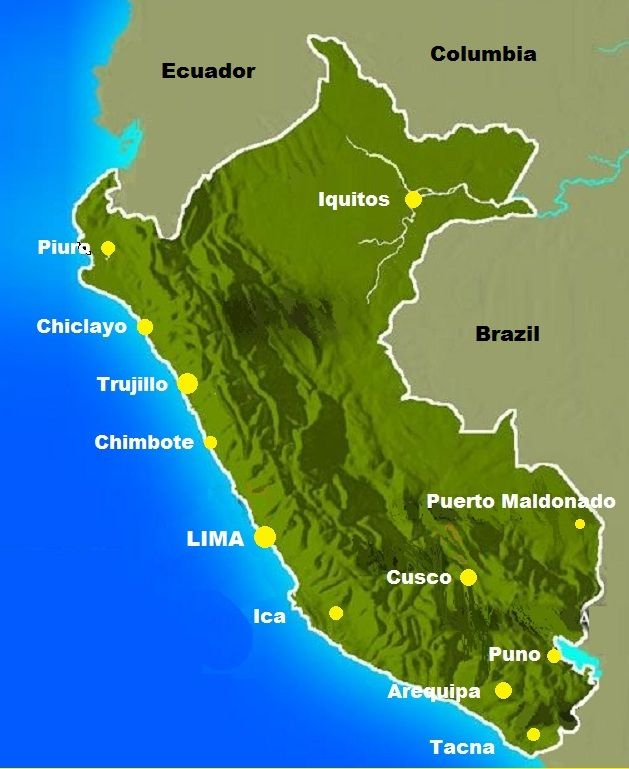 Peru Travel Tips Common Peruvian Phrases For Travel: 69 Best Maps Images On Pinterest