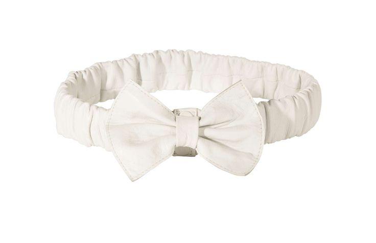 Stine Kim Design Royal Belt  #blackandwhite
