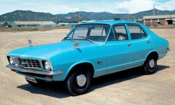 Chevrolet 1700 (based on Holden Torana)
