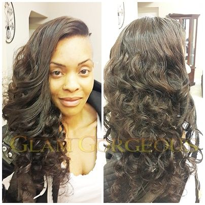 48 best hair extensions weaves images on pinterest hair partial weave manchester on our gorgeous t using our virgin peruvian hair pmusecretfo Choice Image