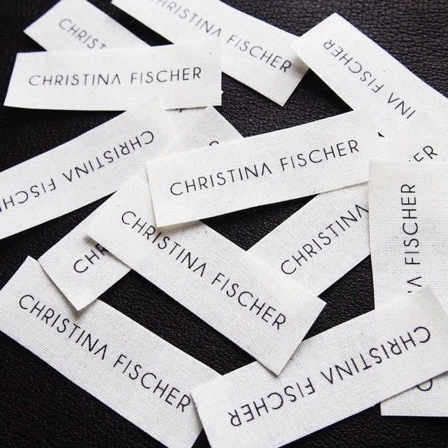 LABEL LOVE! #sustinablefashion #ethicalfashion