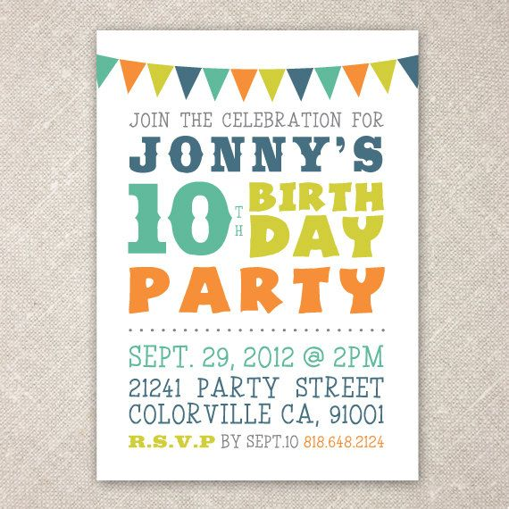 26 best kids birthday party invitations images on pinterest kids birthday party invite filmwisefo
