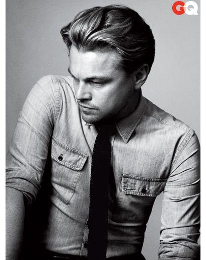 Leonardo DiCaprio for GQ.