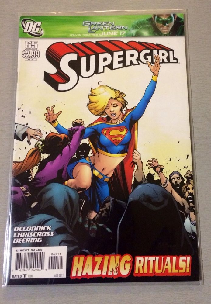 DC - Supergirl- Issue # 65 - 1st Print