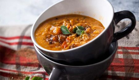 Deliciously warming for those chilly winter evenings.