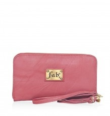 FAB roze portemonnee