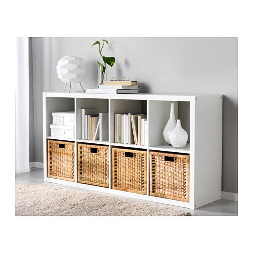 Best 25 ikea living room storage ideas on pinterest my spare room ikea kallax white and ikea - Living room multi use shelf idea ...