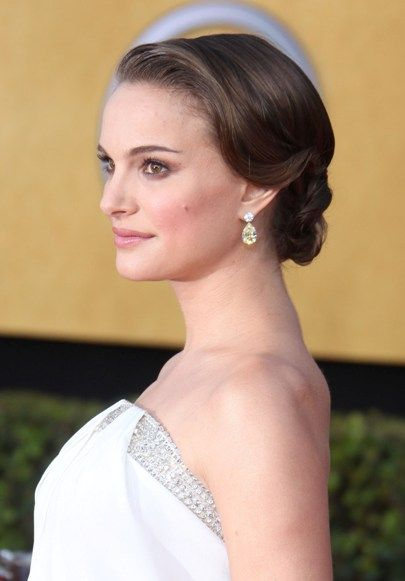 hair styles to wear to a wedding 98 best images about natalie portman hair on 7473