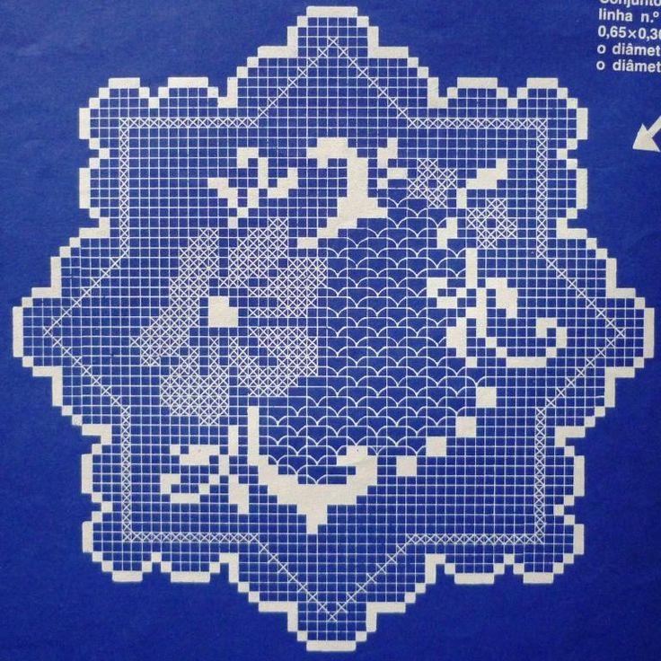 crochet em revista: Janeiro 2011
