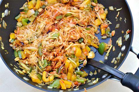 Vegan One Pot Stir Fry