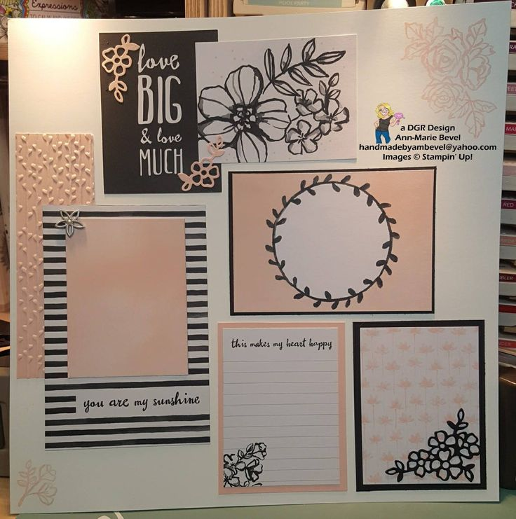 Please follow me on Facebook for more Stampin' Up! ideas!   Petal Passion, Cards, Paper Crafting