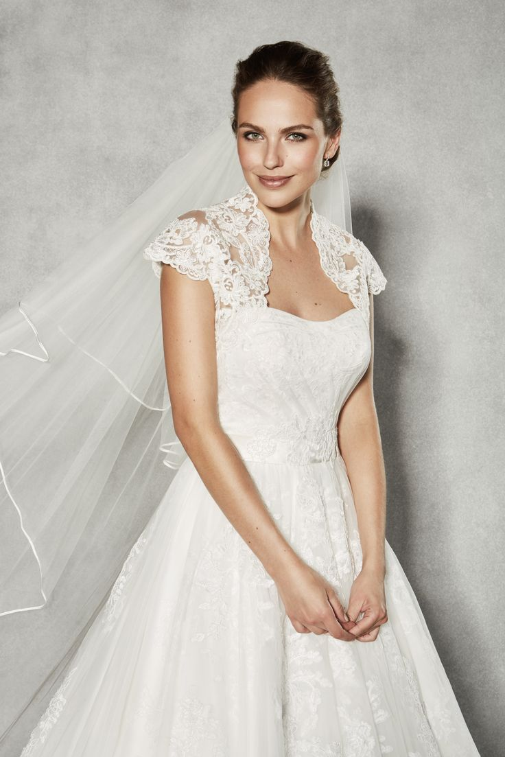 132 best Anna Sorrano's wedding gowns images on Pinterest ...