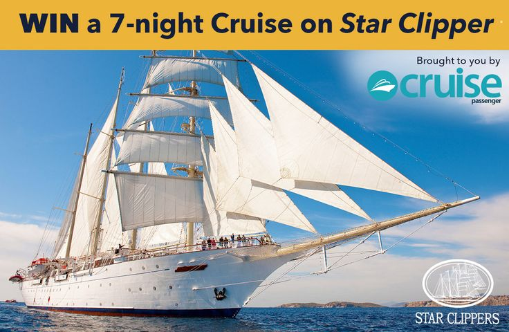 Hey friends! Follow the link and you too could be in with a chance to win a #Cruise aboard Star Clipper through the beautiful calm waters of Indonesia. #StarClipperCP