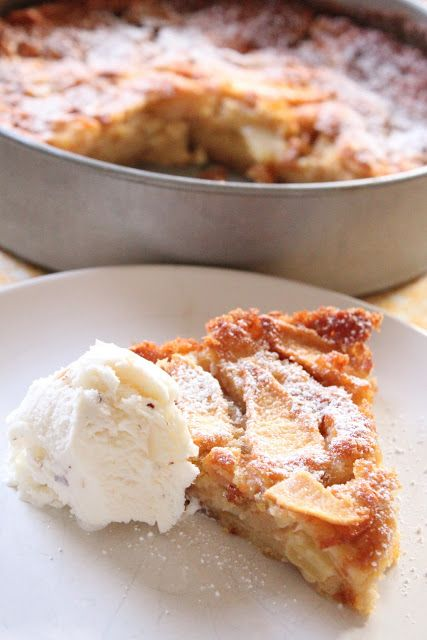 This Rustic Apple Cake is just something else. I am so glad I have just made this because I think that has become one of my favorite apple recipes.
