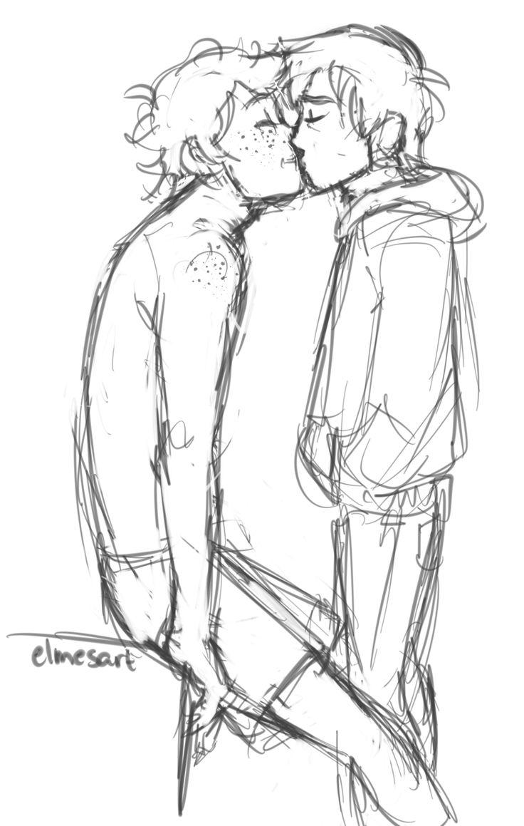 "elmesart: ""Nico take ur fricken sweatshirt off, its like 90 degrees """