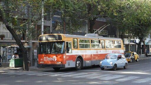 Bus, Mendoza