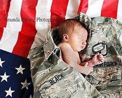 (Amanda Rulong Photography) Tags: usa baby army flag military navy newborn marines airforce deployed http://flickrhivemind.net/Tags/flag,newborn/Interesting#