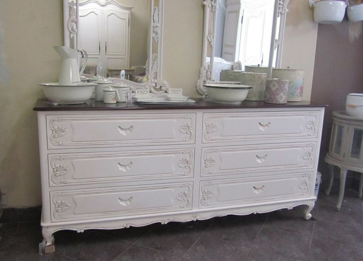 Double Chest of drawers - Always a Show stopper