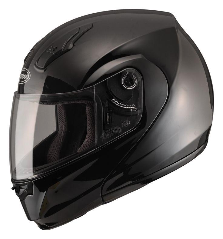 GMax GM65 Naked Helmet - Solid - RevZilla
