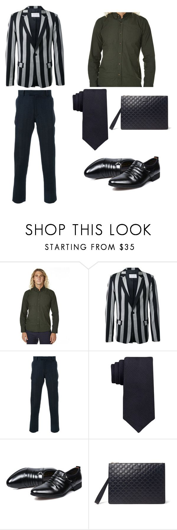 """Australian designer"" by sparklepieceblog on Polyvore featuring Vanishing Elephant, STRATEAS.CARLUCCI, Calvin Klein, men's fashion and menswear"