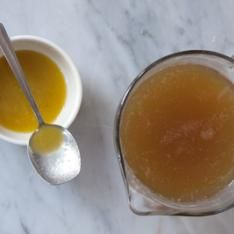 From the Test Kitchen: Perfect Pressure Cooker Chicken Stock Recipe   SAVEUR