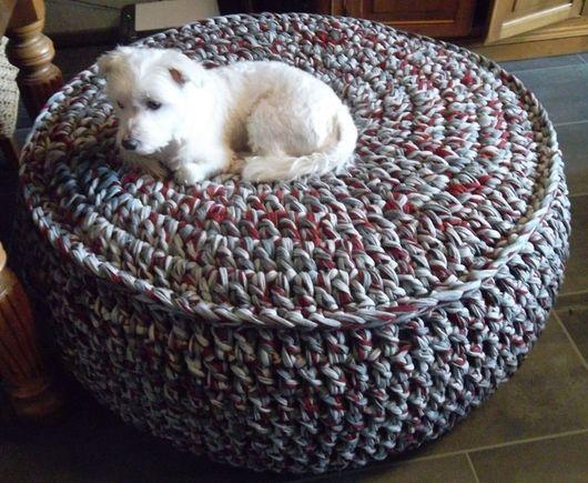 15 Best Gehaakte Poef Images On Pinterest Crochet Pouf Diy