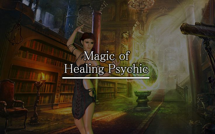 Magic of Healing Psychic