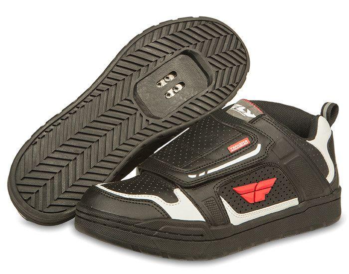 Fly Racing Transfer clipless bmx shoe