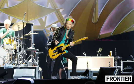 The Rolling Stones at Adelaide Oval   October 2014   Credit: David Youdell
