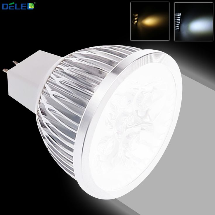 Great MR LED Lamp Spotlighting Work Scheinwerfer No Flicker W Warm Cool Color LED Ceiling Lampen