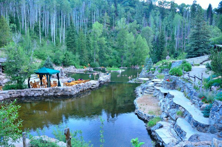 5 Colorado Hot Spring Pools That Will Soothe Your Mind, Body And Soul | The Denver City Page,Strawberry Park Natural Hot Springs. 44200 Co Rd 36, Steamboat Springs, CO 80487