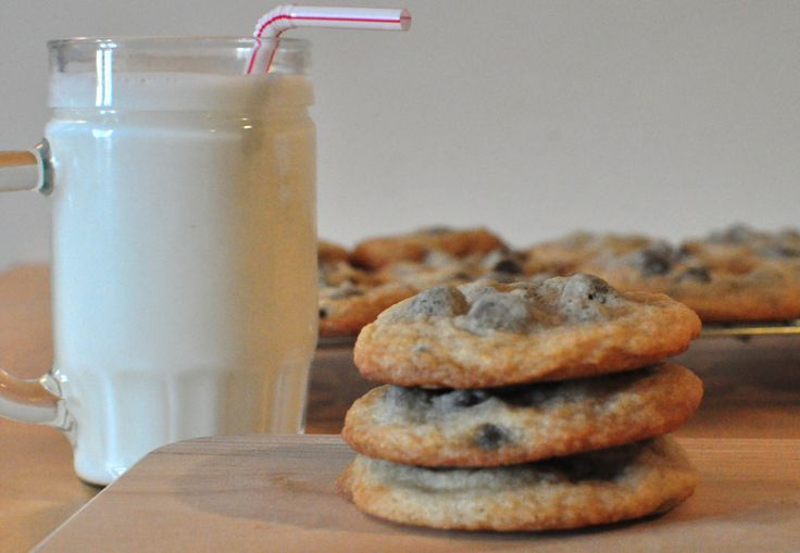 Old School Chocolate Chip Cookies SMALL BATCH