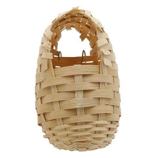 Nido de Bambú para Exótico LIVING WORLD - #FaunAnimal