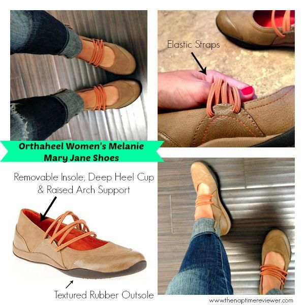 Great shoes for people on their feet all day...especially forTeachers & Moms or for traveling! Plus they are a great shoe for transitioning into Fall..look really comfortable and super cute! I'll be adding these to my shopping list :)