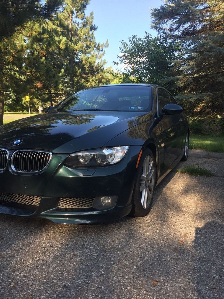 Awesome BMW 2017: 2007 BMW 3-Series Leather 2007 BMW 335i 6 Speed Twin Turbo Convertible