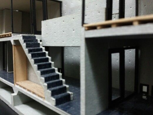 MAKING AZuma HOUSE
