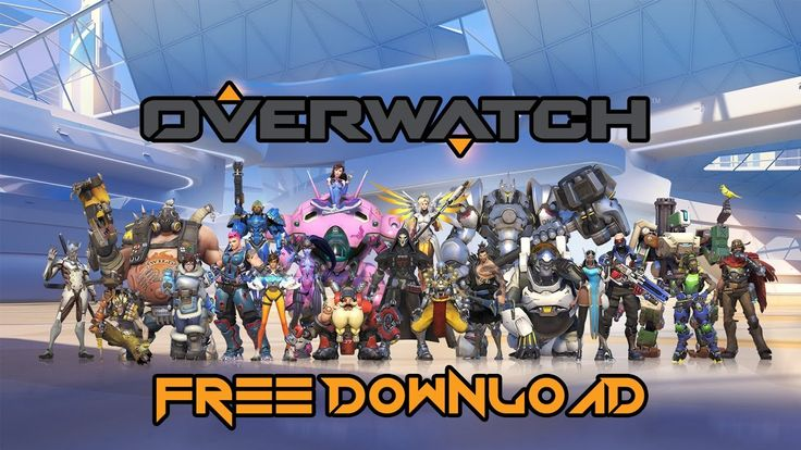 Overwatch Free Download + Crack. 100% Working and Always Updated!!!